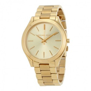 Michael Kors Authentic Runway Champagne Dial Ladies Watch