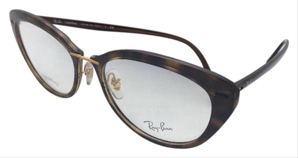 e349fb93af Ray-Ban New Rx-able Lightray Rb 7088 2012 54-18 Havana Tortoise ...