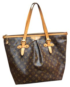 6643cb123d57f Louis Vuitton Palermo GM Totes - Up to 70% off at Tradesy