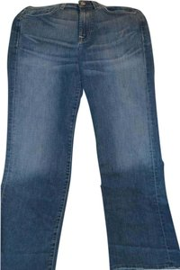 7 For All Mankind Size 31 Medium Rinse Relaxed Fit Jeans-Medium Wash