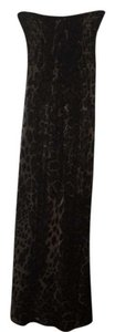 leopard print Maxi Dress by Carrie Allen