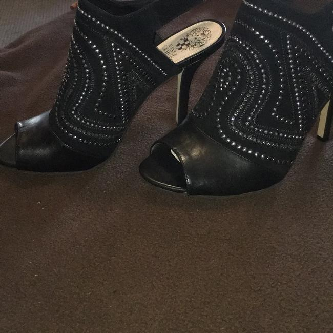 Vince Camuto Black Boots/Booties Size US 8 Regular (M, B) Vince Camuto Black Boots/Booties Size US 8 Regular (M, B) Image 2