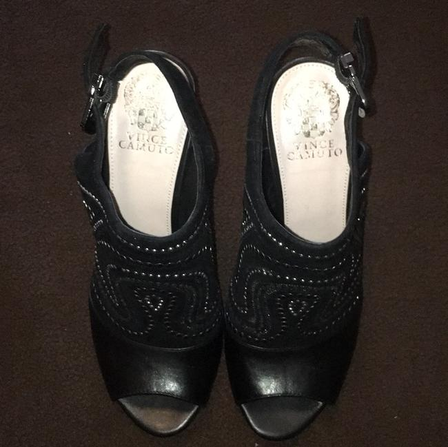 Vince Camuto Black Boots/Booties Size US 8 Regular (M, B) Vince Camuto Black Boots/Booties Size US 8 Regular (M, B) Image 3