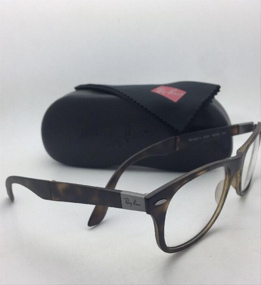 72cba083cf0 Ray-Ban New Folding Rb 4223-v 5200 55-18 150 Matte Tortoise Frames  Sunglasses - Tradesy