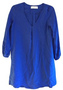 amanda uprichard Designer Top blue