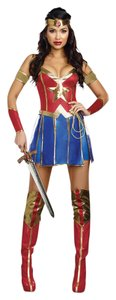 Dreamgirl Costume Halloween Theater Cosplay New Dress