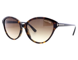 "Tom Ford NEW Tom Ford ""Priscila"" Designer Cat Eye Sunglasses, Made in Italy"