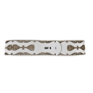 "Just Cavalli Just Cavalli Women's 100% Leather Belt US M/33"" IT 85"
