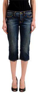 Gianfranco Ferre Capri/Cropped Denim