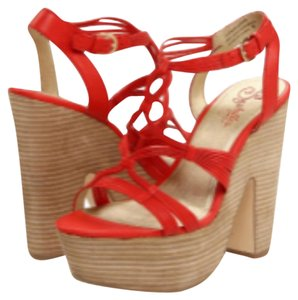Seychelles reddish-orange Platforms