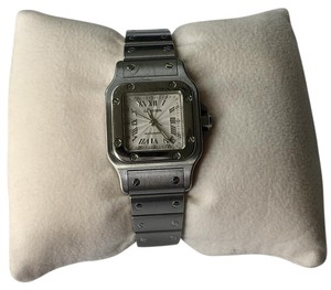 Cartier Cartier Santos Galbee Ladies Stainless Steel Automatic Watch