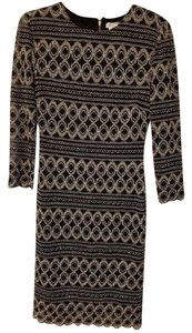 Cache Holiday Knit Dress