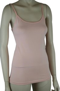 FOREVER 21 Camisole Shell Spaghetti Strap Stretchy Top PINK