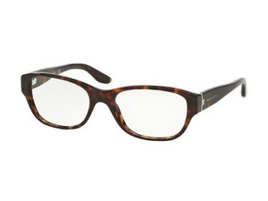 Ralph Lauren RL6126B-5003 Rectangular Women's Havana Frame Genuine Eyeglasses