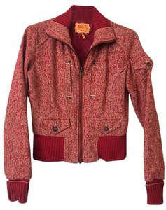 Twill Twenty Two Faded Red Jacket