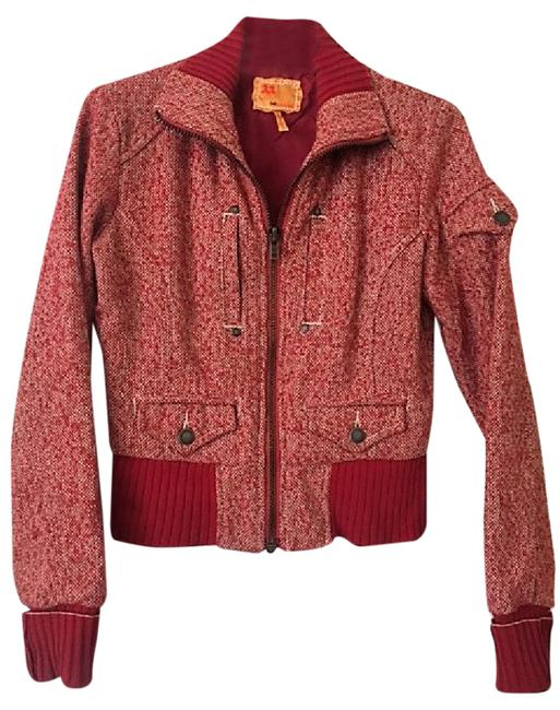 Item - Faded Red Kyoto Jacket Size 4 (S)