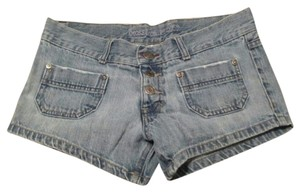 Mossimo Denim Mini/Short Shorts