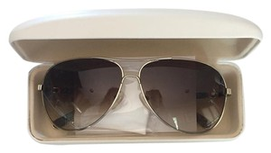 Chloé New Chloe sunglasses with Authenticity card & case CE102S Gold/Brown