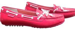 Cole Haan Pink/White Flats