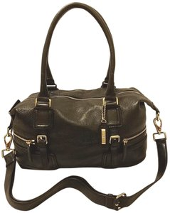 Cole Haan Refurbished Leather Convertible Lined Cross Body Bag