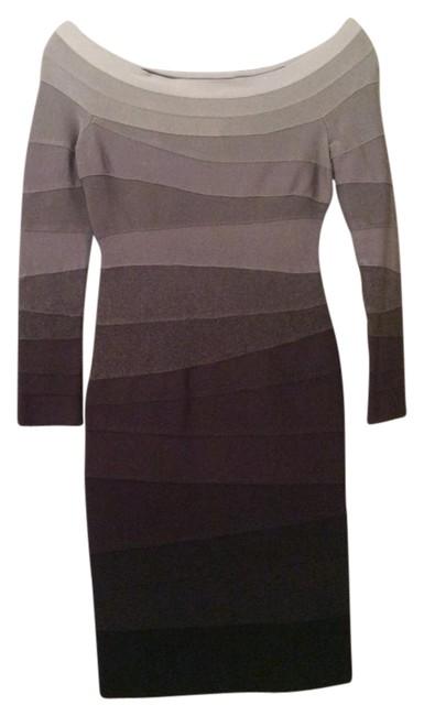 Item - Purple Mid-length Night Out Dress Size 4 (S)