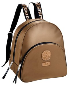 Versace Logo Limited Edition Women Travel Backpack