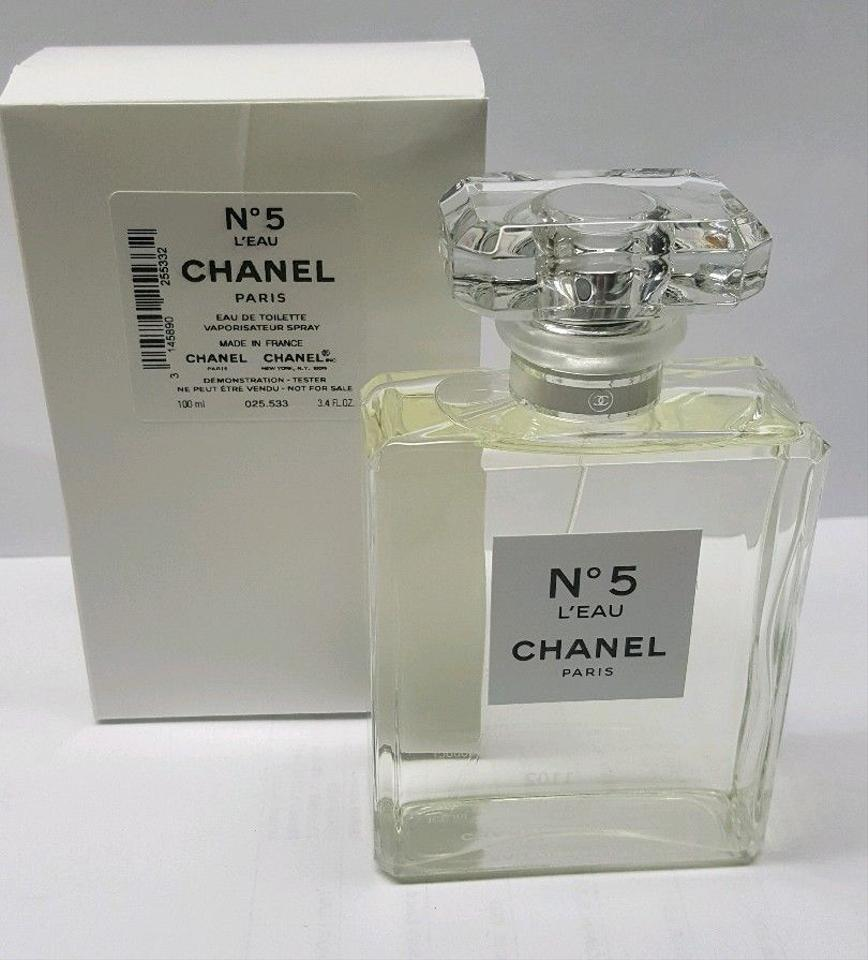 chanel chanel no 5 l 39 eau 3 4 fl oz 100 ml edt 29 off retail. Black Bedroom Furniture Sets. Home Design Ideas