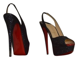 604884f9945 Christian Louboutin Lady Peep Pumps - Up to 70% off at Tradesy