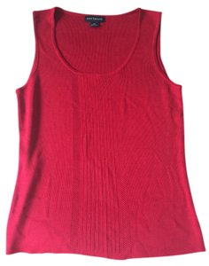 Ann Taylor Top Red