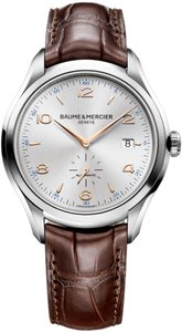 Baume & Mercier Ref# MOA10054 Automatic Stainless Steel Men's
