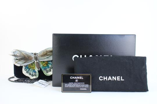 Chanel Butterfly Lego Brick Rare Cross Body Bag Image 2