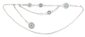 Chanel A16S CC Charm Necklace Belt 2way 4CCTY71417