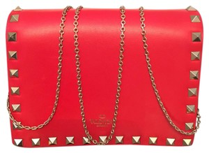 Valentino Studded Leather Evening Limited Edition Luxury Shoulder Bag