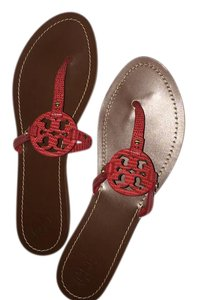 0206310d2eba06 Tory Burch Flat Sandals - Up to 70% off at Tradesy