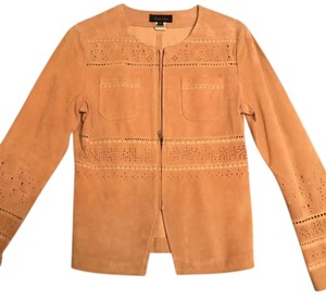 True Grit desert rose Leather Jacket