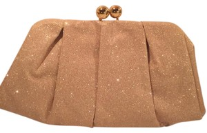 Oasis Rose Gold Clutch