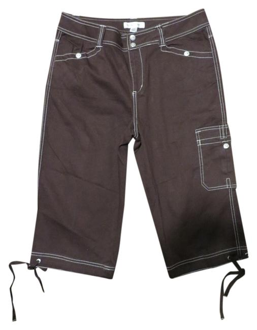 Preload https://item4.tradesy.com/images/coldwater-creek-brown-capris-2173443-0-0.jpg?width=400&height=650