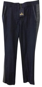 Brooks Brothers Trouser Pants blue