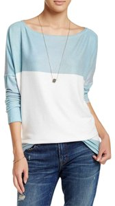 Go Couture Top Ivory-mint