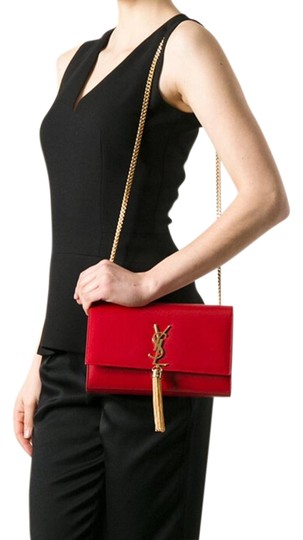 Saint Laurent Monogram Kate Ysl Classic Medium Tassel