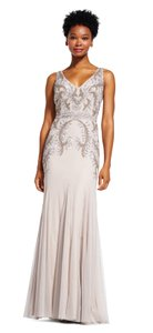 Adrianna Papell Beaded Embellished Dress