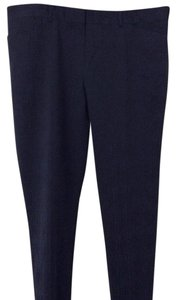 Lafayette 148 New York Trouser Pants Blue midnight