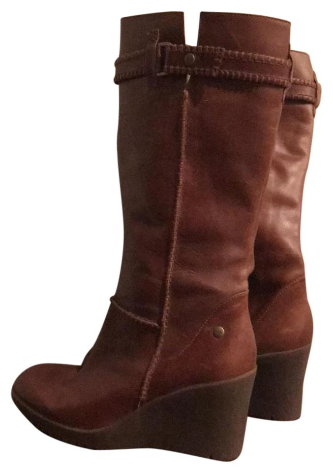 f8d0cb4c905 UGG Australia Chestnut Brown Maxine Style No 1942 Boots/Booties Size US 9  Regular (M, B) 73% off retail