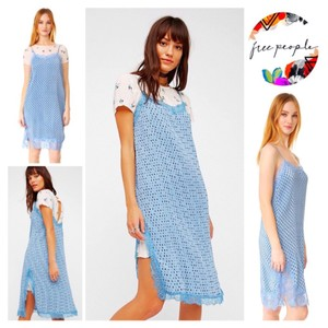 d47a46843233 Blue Free People Dresses - Up to 70% off a Tradesy