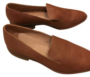 Madewell Brown Flats