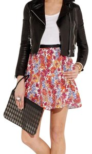 Karl Lagerfeld Mini Skirt Floral