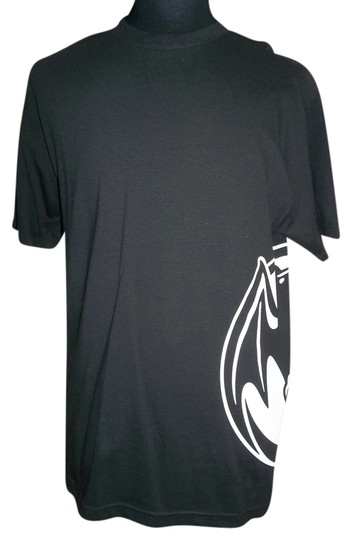 Alstyle Apparel Alstyle Apparel, short sleeve, Black T-shirt, Bat w/Tail Size Large