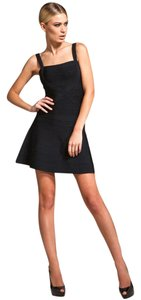 Herv Leger Bodycon Bandage Party Flared Dress