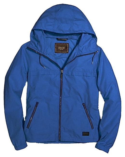 Preload https://item2.tradesy.com/images/coach-blue-mens-marine-hooded-packable-windbreaker-folds-in-pouch84210-activewear-size-10-m-2173906-0-0.jpg?width=400&height=650