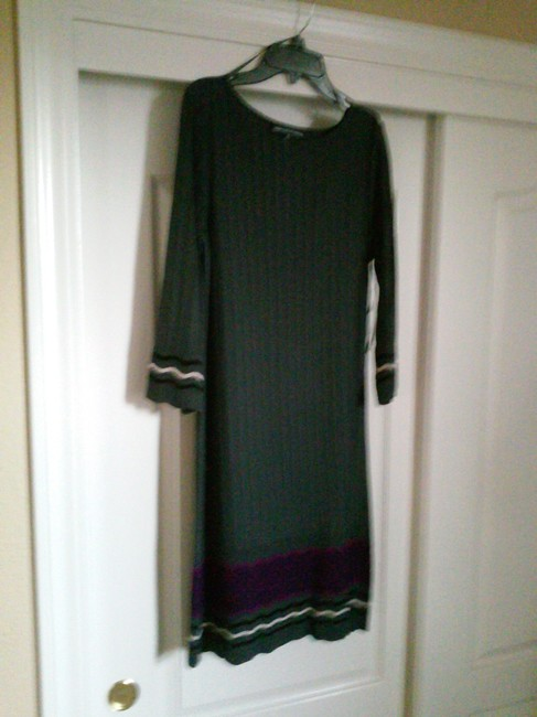 Jones New York Knit Day To Dinner Dress Image 1